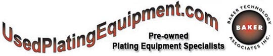 Used Plating Equipment - click on logo to visit website